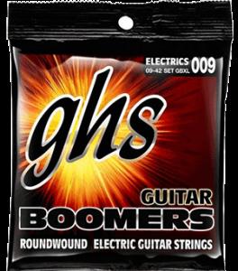 Cordes GHS Guitare